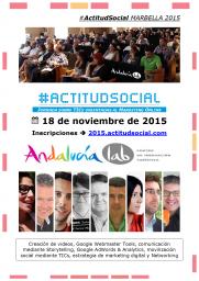 #ActitudSocial MARBELLA 2015