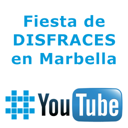 Fiesta de DISFRACES en Marbella